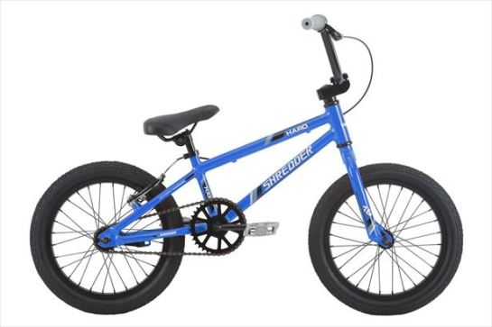 2019Haro_Shredder16_Blue_R